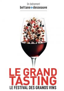 Le Grand Tasting 2019